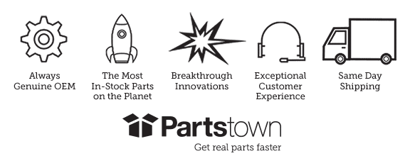 Get Real Parts Faster with Parts Town at PartsTown.com