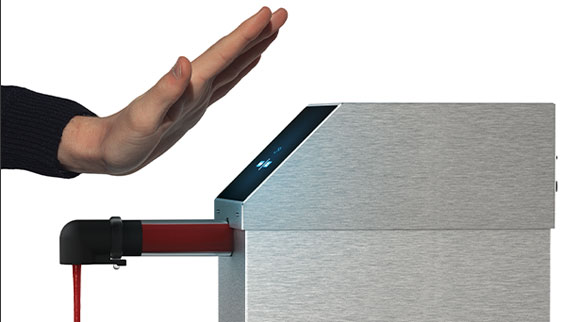 Touchless Dispensing Tech