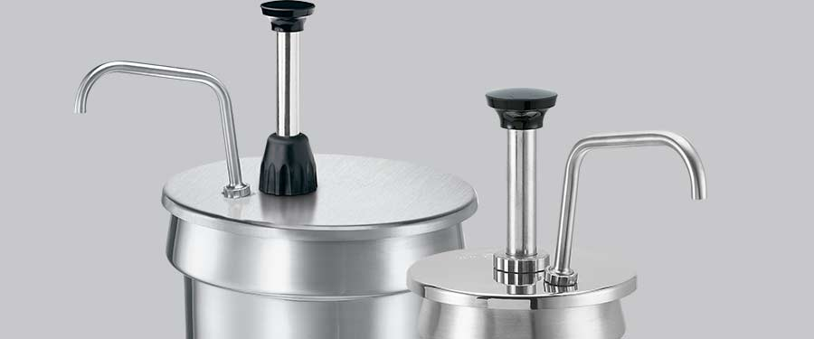 Server Products Pumps for Insets, Food Pans & Jars