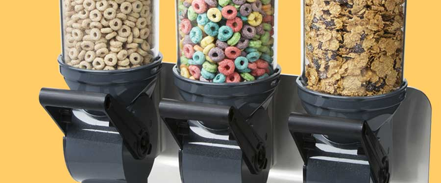 CerealServ Dry Dispensers