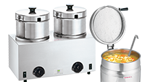 Server Products Soup Warmers