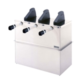 Server Express Rail (3) Pouched Product Pumps Drop-In