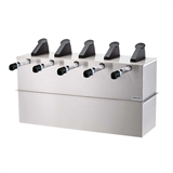 Server Express Rail (5) Pouched Product Pumps Drop-In