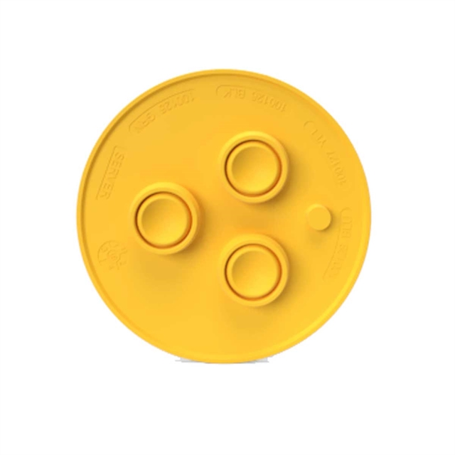 Medium, Yellow Valve | Triple-Tip