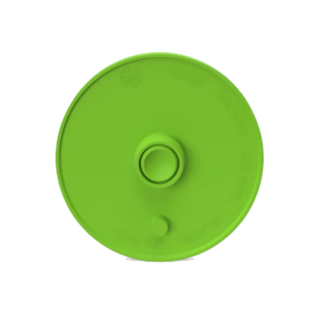 Small, Green Valve | Single-Tip
