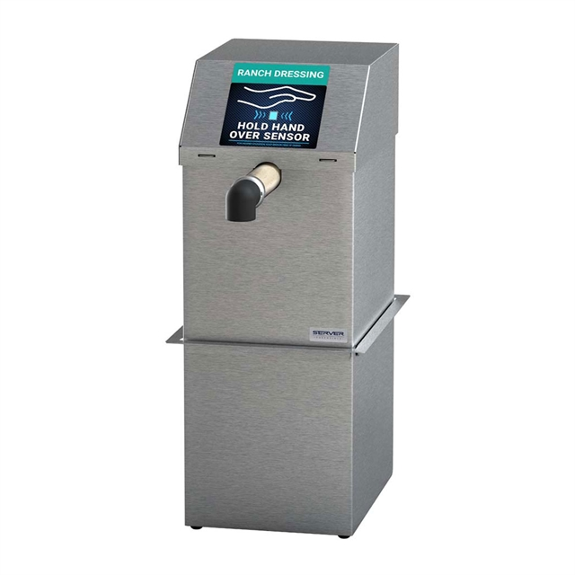 Touchless Express Dispenser Drop-In, Ranch Pouchp-In
