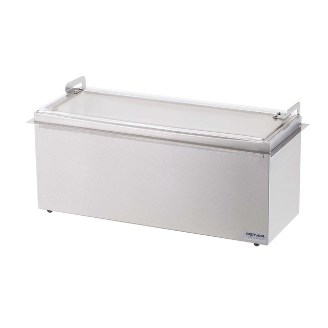 Insulated Drop-In Server (3)1/6-Size Pans