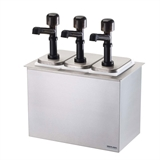 Drop-In Bar Combo (3) Solution Pumps