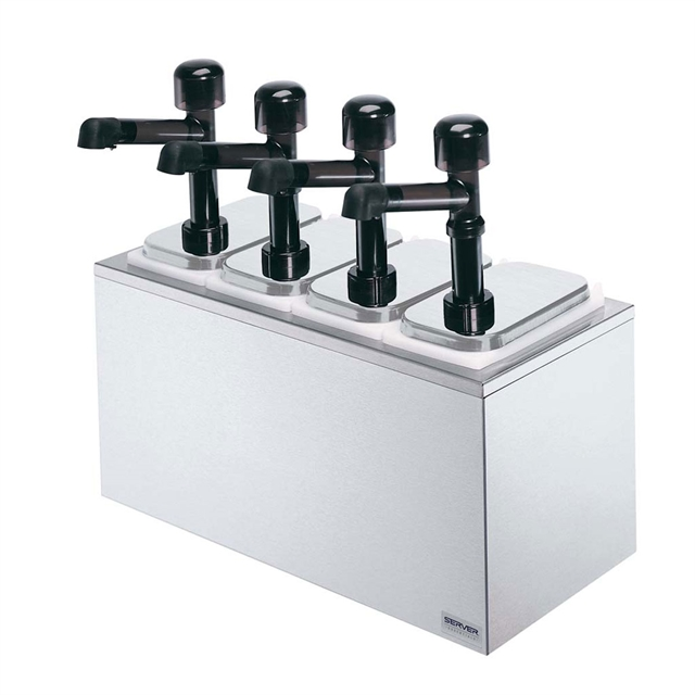 Bar Combo (4) Solution Pumps