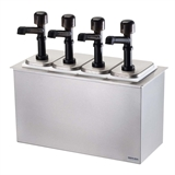 Drop-In Bar Combo (4) Solution Pumps