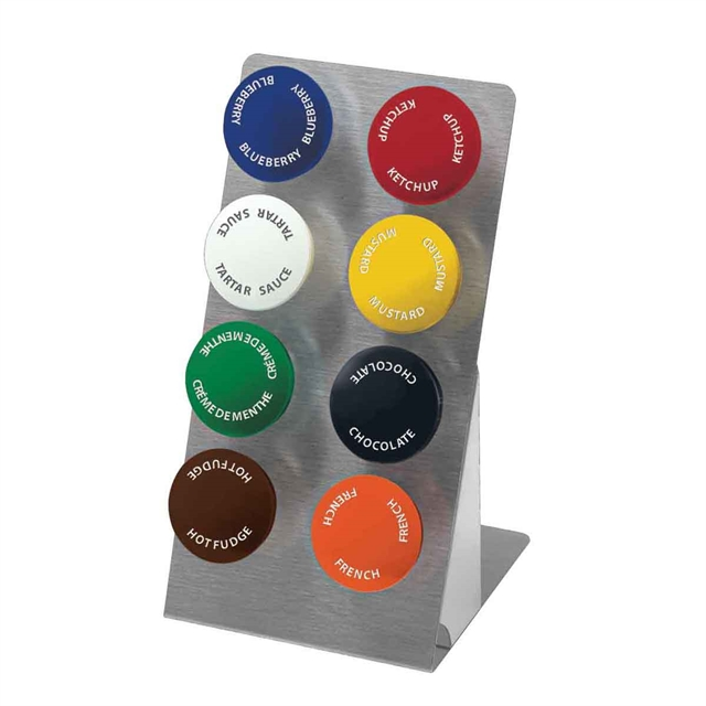 Colored Engraved Knob Examples