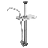 3 1/2 Qt Fountainette Pump Tall Spout | Stainless Steel