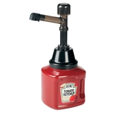 Solution? Heinz? Jug Pump