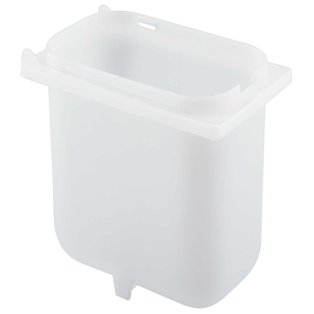 White, 2 qt Fountain Jar 82558