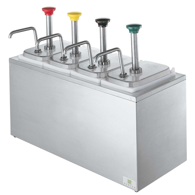 Stainless Steel Pump Stations