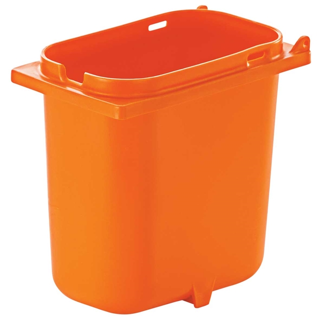 Orange 3 1/2 qt Fountain Jar 83148