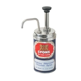Stainless Steel #5 Can Syrup Pump
