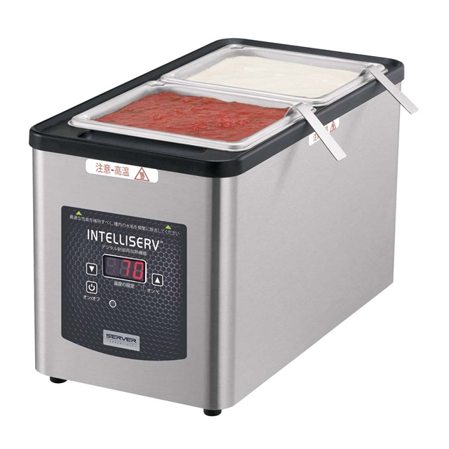 IntelliServ 100V, 2 Pans | Japan