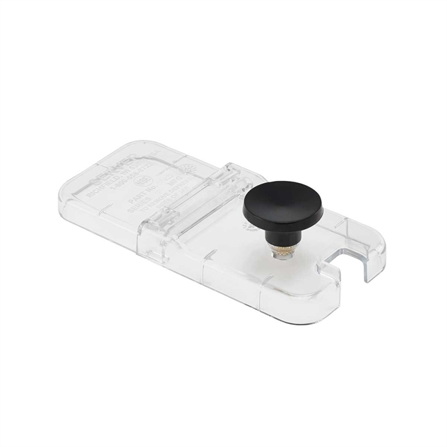 Clear Plastic Hinged LId | 87923
