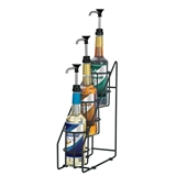 WireWise Tiered Bottle Organizer  88652
