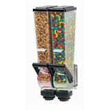 SlimLine? Dry Food and Candy Dispenser | Double 2 L