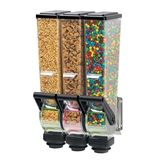 SlimLine? Dry Food and Candy  Dispenser | Triple 2 L