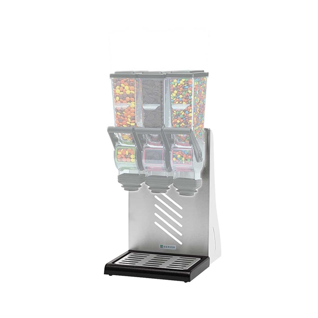 Stand | Shown with Triple SlimLine Dispenser (sold separately)