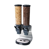 Twin countertop CerealServ Dispenser