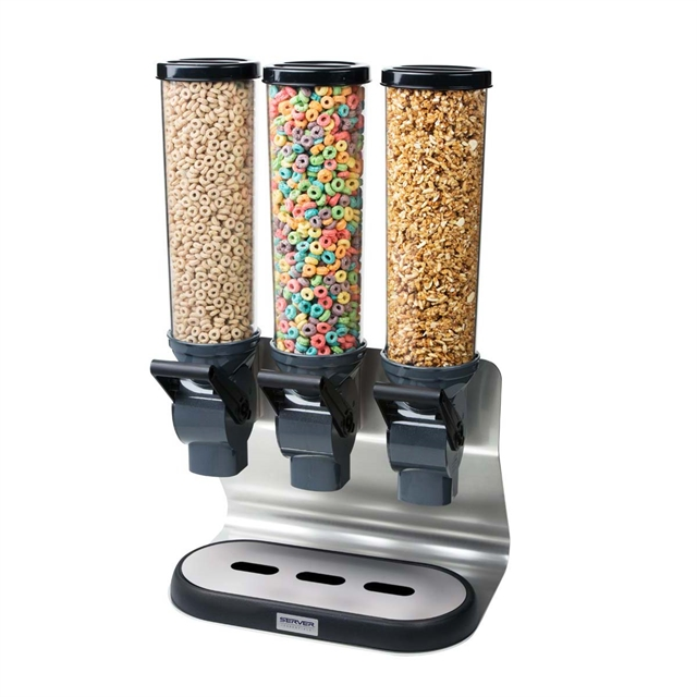 Triple Countertop CerealServ™