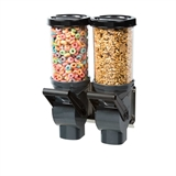 Double  1.5L Wall-Mount CerealServ 88930