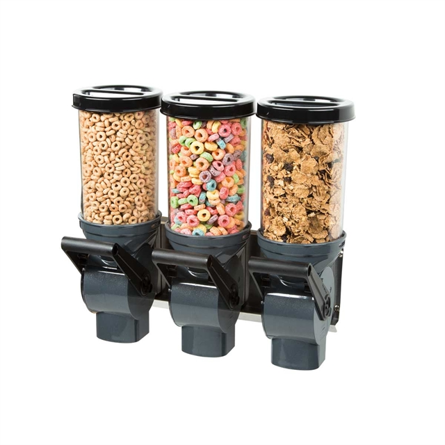 1.5 L Triple Wall-Mount CerealServ™