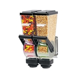 SlimLine Dry Food and Candy Dispenser | Double 1.4 L