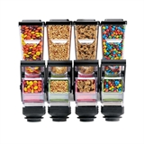 SlimLine Dry Food and Candy Dispenser | Quad 1.4 L