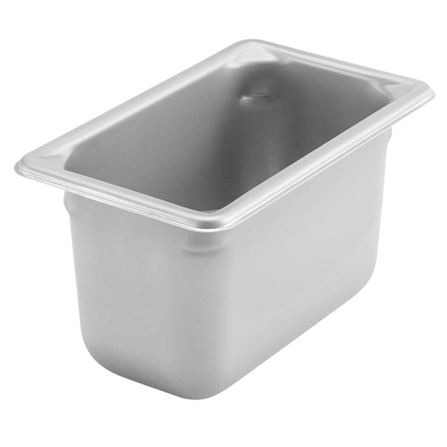 "Steam Table Pan 1/9-Size 4"" (100 mm)"