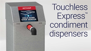 Changing a Pouch | Touchless Express Dispenser
