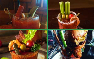 Station Creation | Bloody Mary Mini Bar