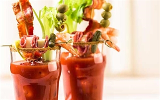 How to build a better Bloody Mary bar