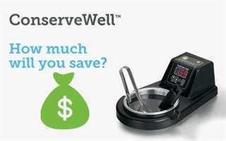 See your savings with the ConserveWell™ ROI Calculator