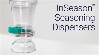 About InSeason Portion-Controlled Seasoning Dispenser